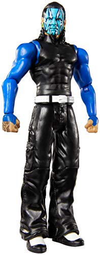 WWE Jeff Hardy Basic Series #102 Action Figure in 6-inch Scale with Articulation & Ring Gear
