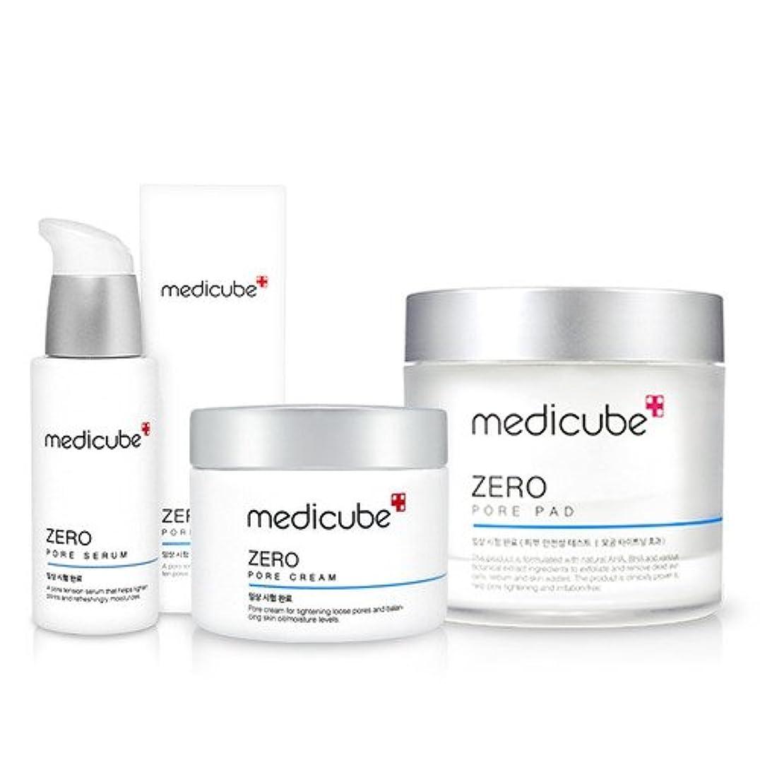 主に疑問を超えて欠如[MEDICUBE]★送料無料★Zero-Line Set / ゼロ基礎化粧品セット[並行輸入品]