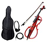 Classic Cantabile CE-200 violonchelo eléctrico natural mate