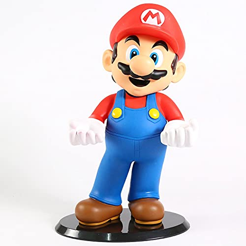 Anime Game Super Mario Brothers Mario Phone Psp Holder Action Figures 31Cm...