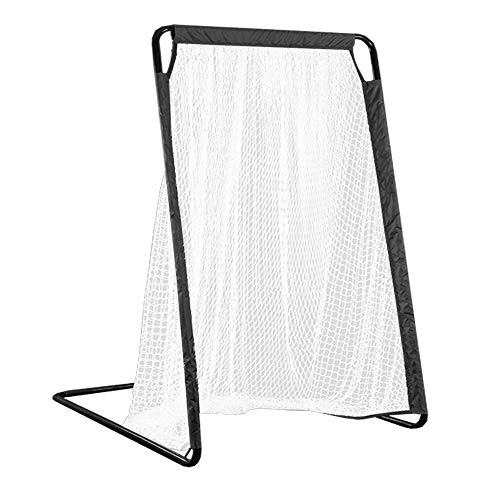 "Kapler Football Kicking Net for Kicker Punting Kicking,81""x 41"" Practice Kicking Cage Football Training Equipment,Assemble Easily for Indoor & Outdoor Use"