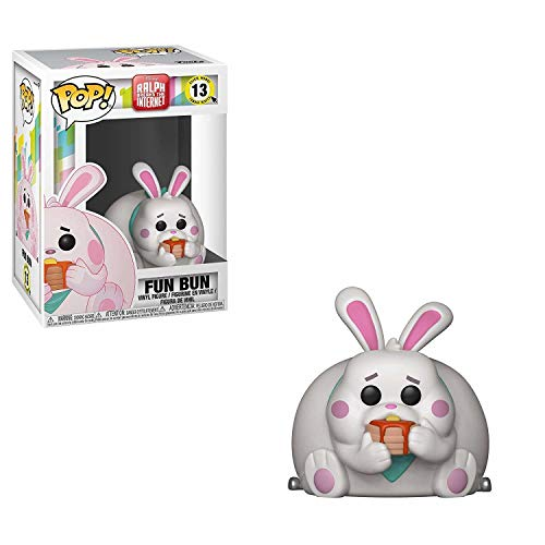 Wreck-IT Ralph 2 - Pop Fun Bun