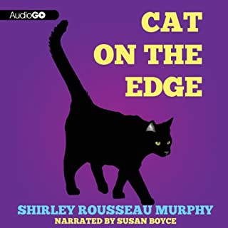 Cat on the Edge     A Joe Grey Mystery, Book 1              By:                                                                                                                                 Shirley Rousseau Murphy                               Narrated by:                                                                                                                                 Susan Boyce                      Length: 7 hrs and 11 mins     170 ratings     Overall 4.2