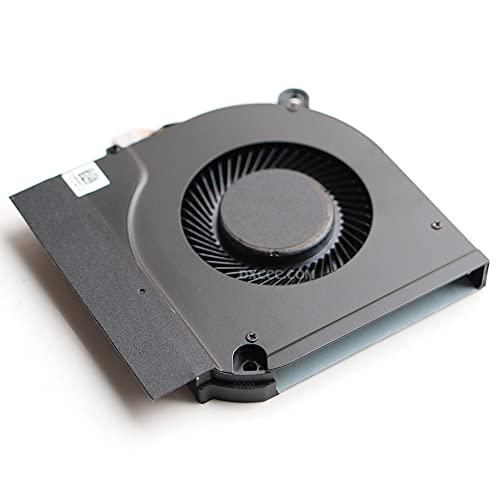 DENGHUXIE DC28000QEF0 - Ventilador de CPU para Acer Predator Helios 300, PH317-53, PH315-52 (2019)