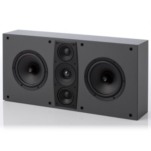 Jamo D 600 LCR THX Ultra 2 Anthrazit Lautsprecher