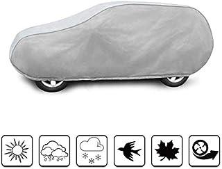 Compatible avec Porsche Cayenne Panamera Macan Boxster Cayman 911 Carrera GT for toute la saison UV imperm/éable et respirante poudre int/érieur et housse de protection compl/ète de voiture en plein air