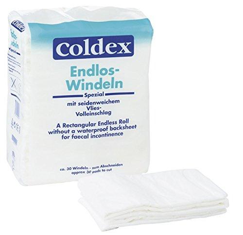 Attends COLDEX Endloswindeln, Flockeneinlagen, (12x30)