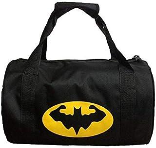 batman gym sport bag, black