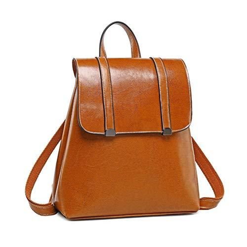 BAFEYU Backpack Women Anti-Theft Backpacks PU Leather Ladies Handbag Rucksack Casual School Bag Daypacks
