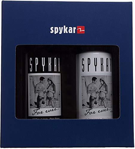 Spykar Combo Forever Body Deodarant for Men - 300 ML (Pack of...