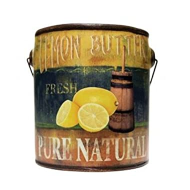A Cheerful Giver Lemon Butter Farm Fresh Candle, 20 oz