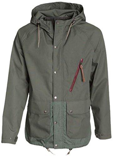 Volcom Wenson Jacket Blouson Homme, Vert (Cedar Green), X-Large (Taille fabricant: XL)