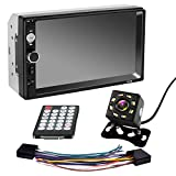 WOVELOT Aggiornamento 7010b 2 DIN Car Radio da 7 Pollici Player Mp5 Premere Schermo Multimedia Mirror Android Autoradio Auto Backup Monitor della Fotocamera