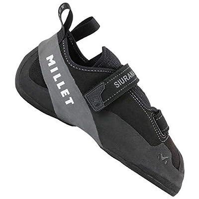 Millet Siurana EVO, Climbing Shoe Hombre, Negro, 42.5 EU