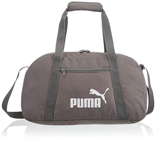 Puma Phase Sports Bag 075722-36; Unisex Bag; 075722-36; Grey; One Size EU (UK)