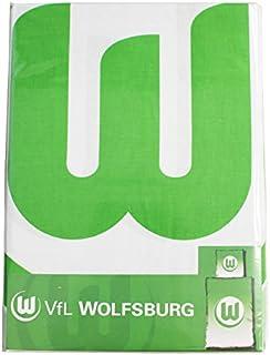 VfL Wolfsburg Bettwäsche ca. 80x80cm  135x200cm
