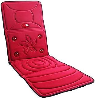 Masajeador Consejo de masaje infrarrojo lejano masaje de ratón fatiga por vibraciones colchón amortiguador de la Salud Cuidado del equipo masajeador corporal (Color : Blue, Standard Voltage : 220V)