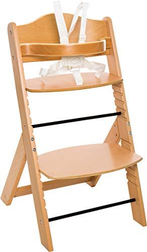 Fillikid Max Ensemble chaise haute avec housse de siège Fuchs