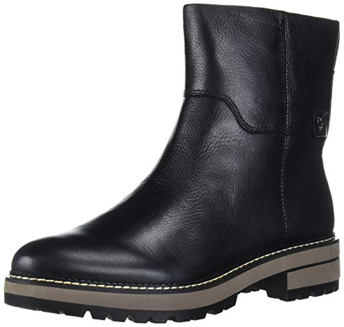 Franco Sarto Women's ROALBA2 Ankle Boot, Black, 6.5 M US