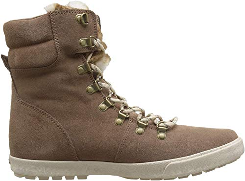 Roxy Damen Anderson Lace-up Boots for Women Stiefeletten, Braun (Brown BRN), 36 EU