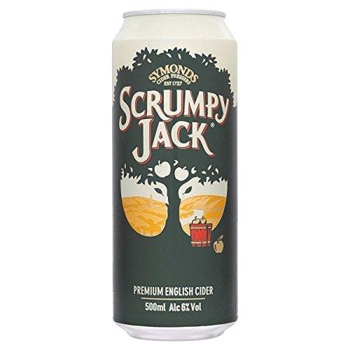 Scrumpy Jack Original Premium Dry Cider 24x 500ml