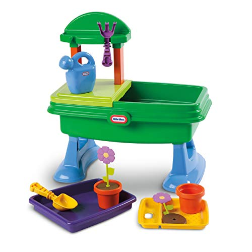 Outdoor play toys for toddlers - Little Tikes Garden Table