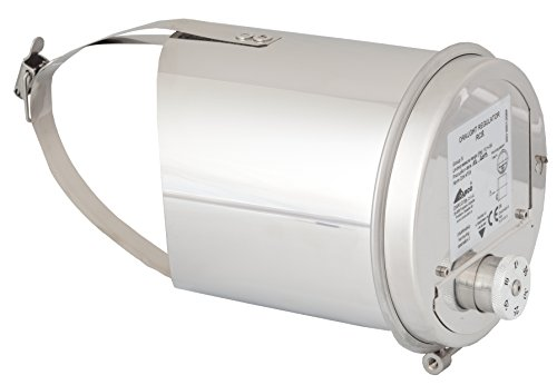 Darco WS de RCR Tren regulador/zugbegrenzer Diámetro 150mm, 10-35PA, libre de óxido