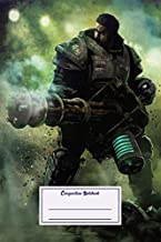 Composition Notebook: Gaming The Commander Fallout Warriors (Composition Notebook, Journal) (6 x 9)