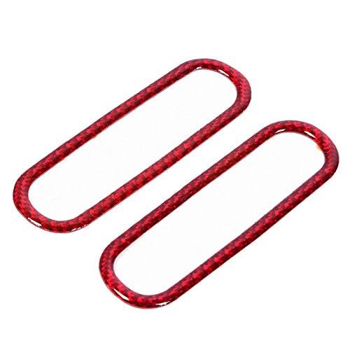 Ajuste universal reemplazable ajustable del marco de la ventilación de la puerta del coche para la modificación del vehículo