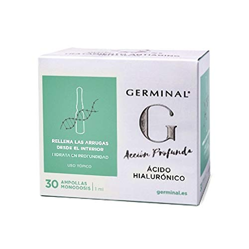 GERMINAL ACCION PROFUNDA ACIDO HIALURONICO 30 AMPOLLAS