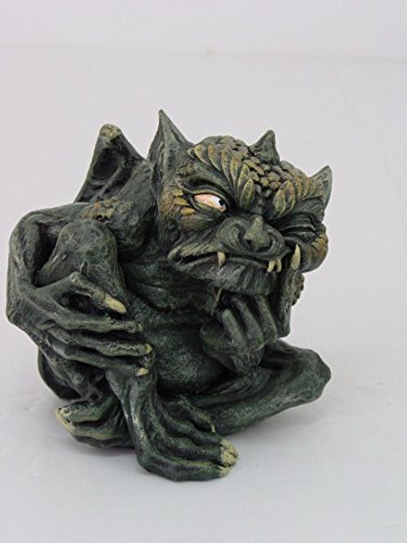 3.75 Inch One Eyed Toad Gargoyle Mythological Statue Figurine