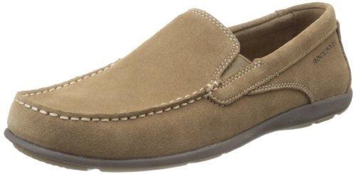Rockport Men's Cape Noble 2 Venetian Loafer-Vicuna Washable-10.5 W