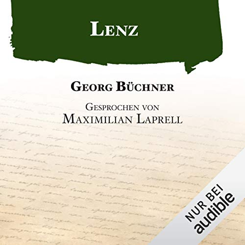 Lenz audiobook cover art