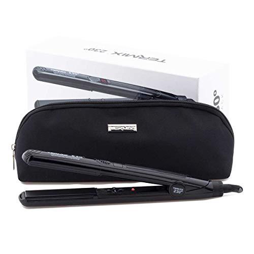 Termix 230º Black Edition Plancha de pelo con tecnología de placas de cerámica-Sistema digital de regulación de temperatura