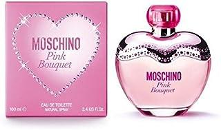 Moschino Pink Bouquet for Women -Eau De Toilette, 100ml-