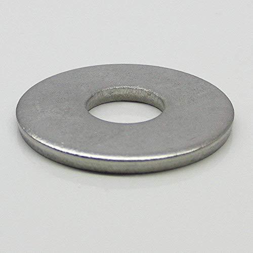 Dely-Trade Verbindungselemente Lot de 10/avec six pans creux DIN 7991/acier inoxydable A2/M8/x 50//50
