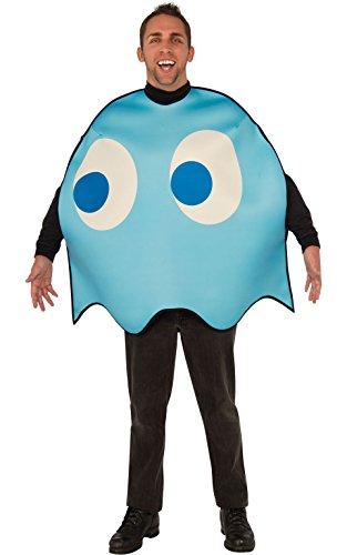 Rubie's Costume Co Men's Pacman Inky Costume, Multi, Standard