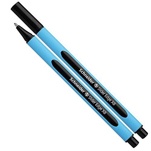 Schneider Kugelschreiber Slider Edge, Strichstärke XB, Strichstärke 1.4mm, schwarz, 152201