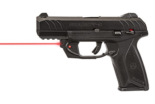 Viridian Essential Red Laser Sight (Ruger Security 9 Fullsize and Compact)