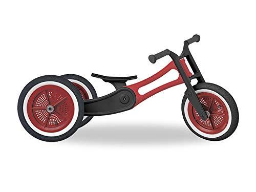 WISHBONE BIKE - RE2 Red - 3-Bikes-in-1 - ab dem 1. Jahr bis zum 6. Jahr verwendbar