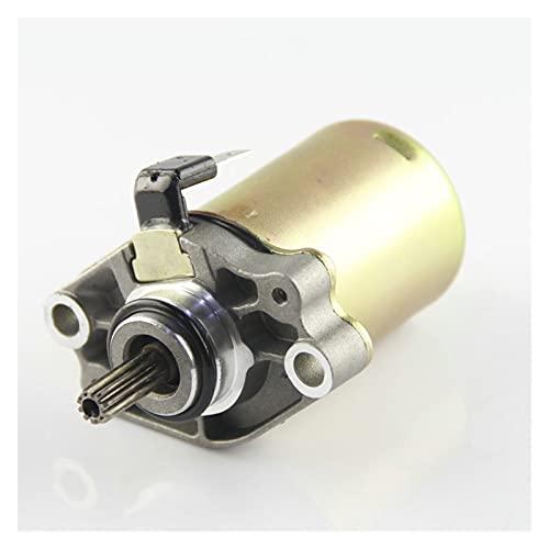 Ting Ting TTRS Store Motor de Arranque eléctrico en Forma para Derbi Atlantis Hunter Paddock Predator 50