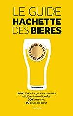 Guide Hachette des bières d'Elisabeth Pierre