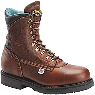 Carolina Shoe Work Boots, Size 7-1/2, Toe Type: Steel, PR - 1809