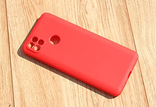 Capa Case Color Para Motorola Moto G9 Power - Vermelha