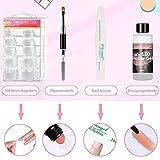 Zoom IMG-1 nails extension gel kit per