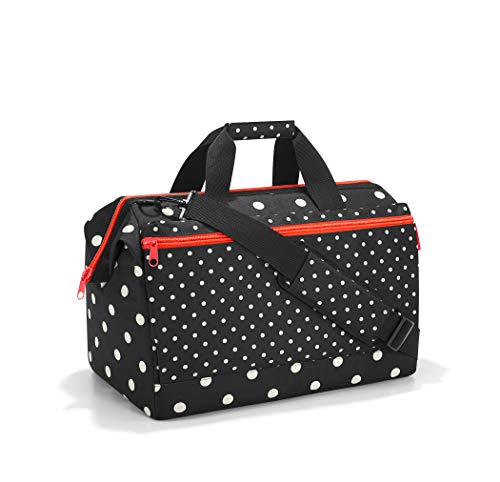 Reisenthel Allrounder L Pocket Reisetasche, 48 cm, 32 L, Mixed Dots