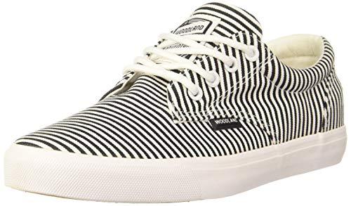 Woodland Men's Sneakers (GC 3163418C_Black)