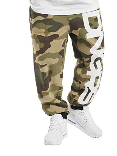 Dangerous DNGRS Männer Classic Sport Jogginghose Sweatpants Camouflage 6XL
