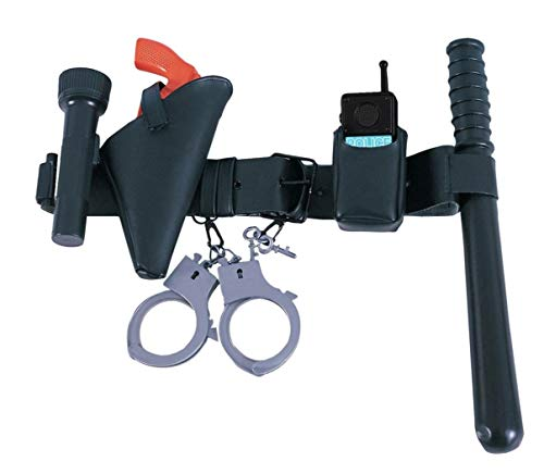 Rubie's Costume Co. Police Utility Belt Costume Accessory, Multicolor, One Size