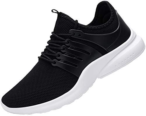 DYKHMILY Zapatillas de Seguridad Hombre Impermeable Zapatos de Seguridad con Punta de...